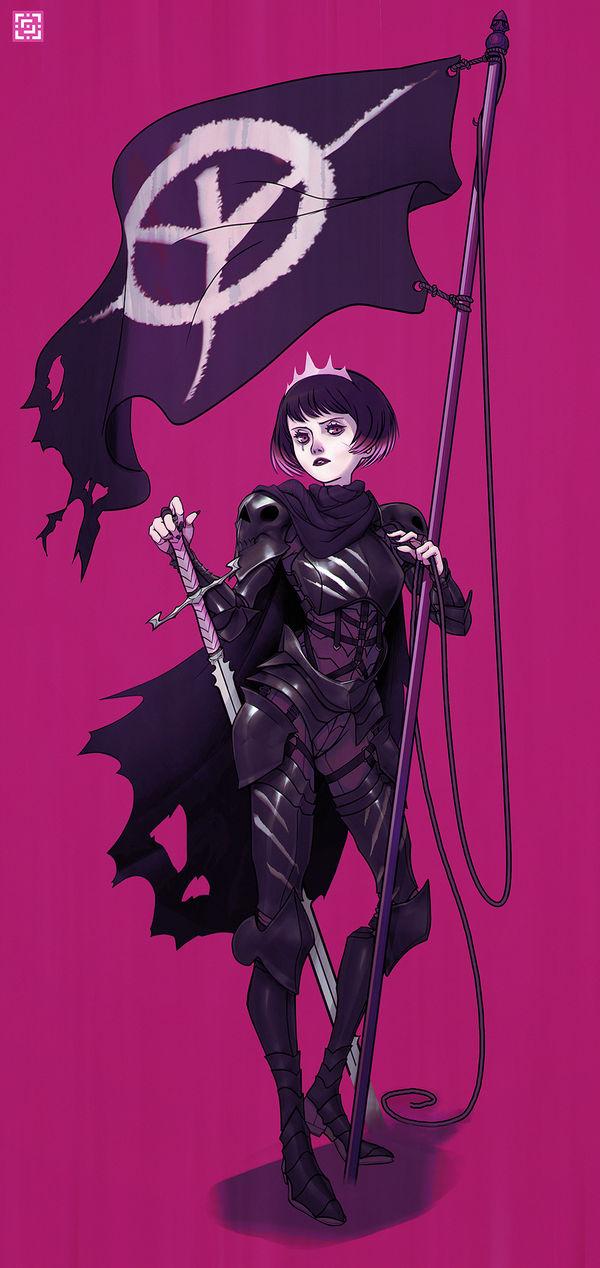 Maiden knight