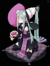 Witch of cure