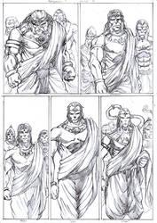 Hanuman 3 P-5 Low by DePratama