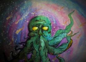 Cthulhu is God by Komodo99