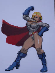 Powergirl by Sulley45635