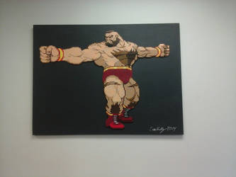Zangief finished by Sulley45635