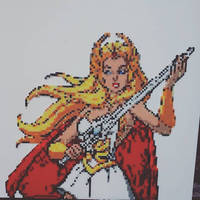 She-Ra completed