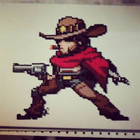 McCree Overwatch by Sulley45635