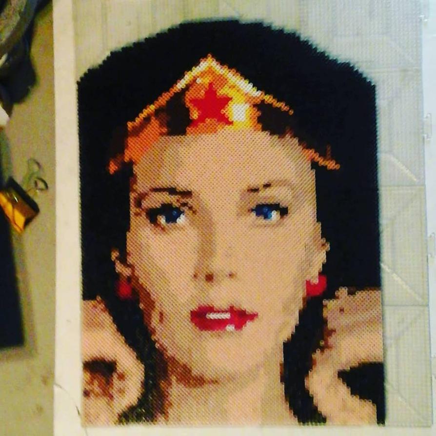 Lynda Carter Wonder Woman by Sulley45635