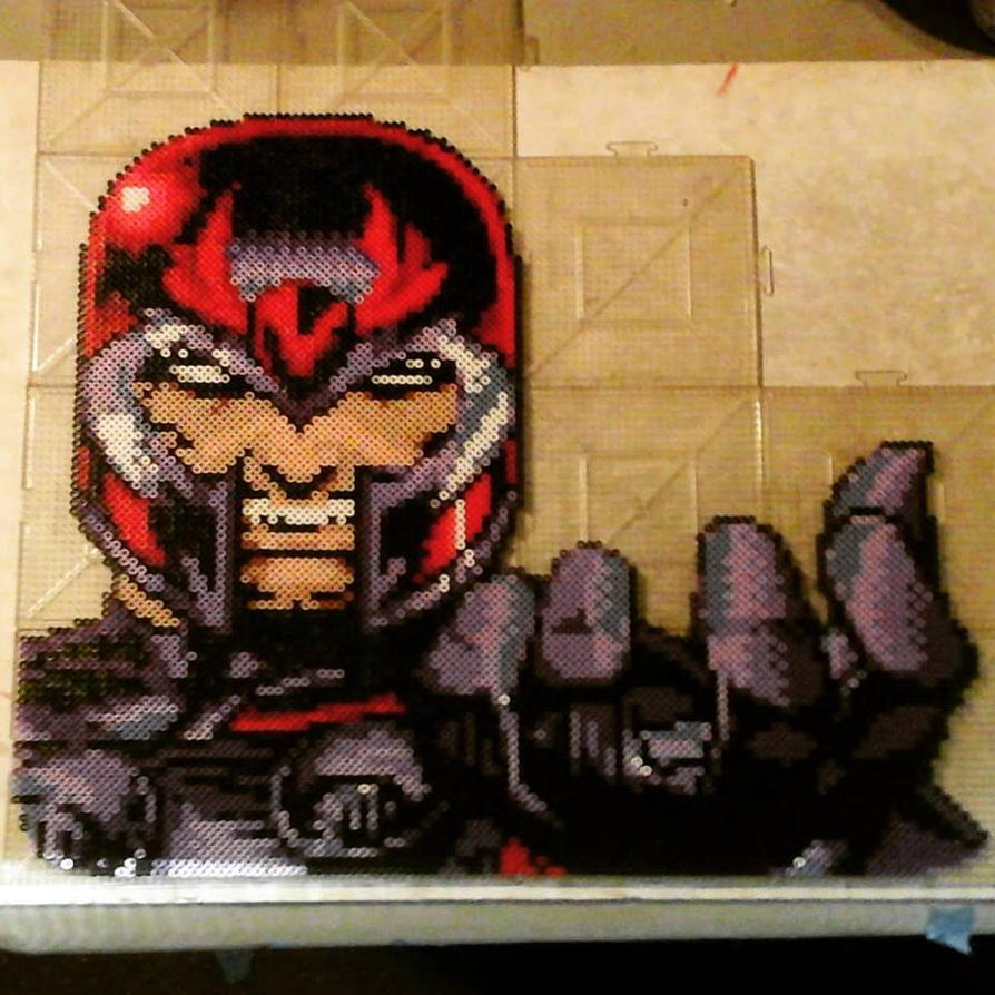 Magneto by Sulley45635