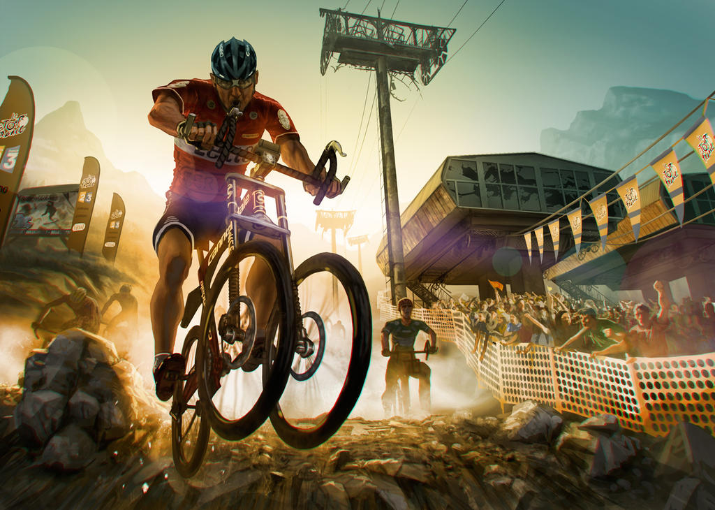 Tour2050 Montagne by NicolasSiner