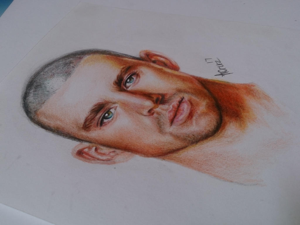 Channing Tatum by AllanBrix