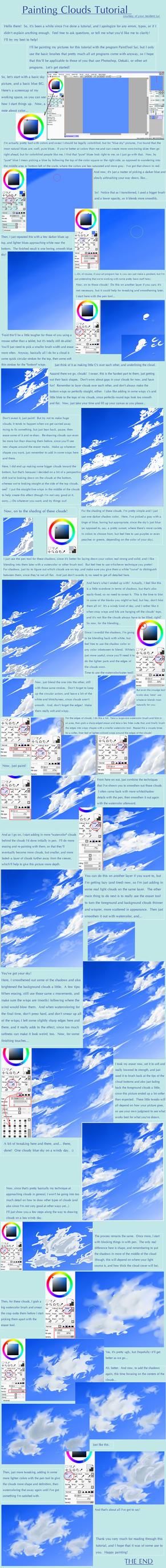 Cloud Tutorial + Video by Laitma