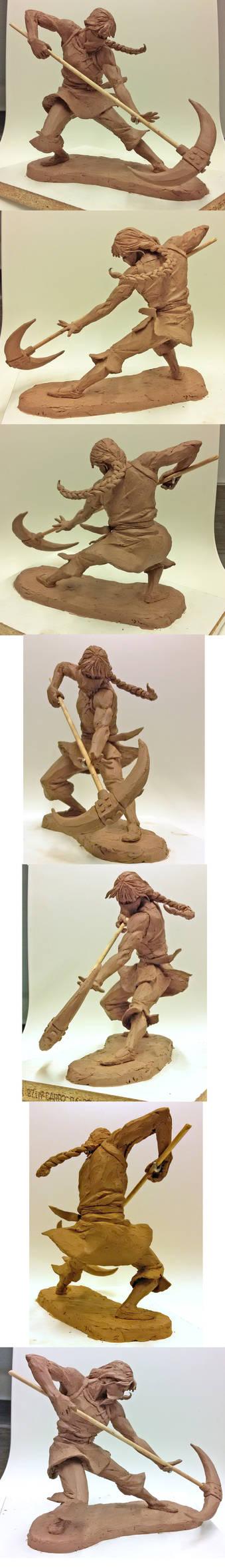 LieLie Sculpture