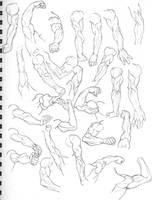 Arm Gestures by DarcryuKidisoul