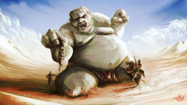 Troll Trainers by SanOzbulbul