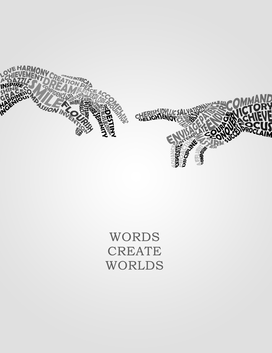Words Create World by najirs-s
