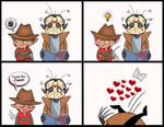 FreddyXJason Comic