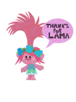Thanks for lama!