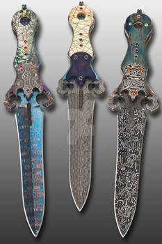 Desk-Daggers