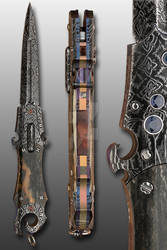 Violin-Shrine