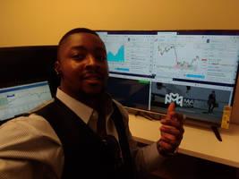 D'Vaughn Bell Trading Bitcoin Motivation by dm25bell