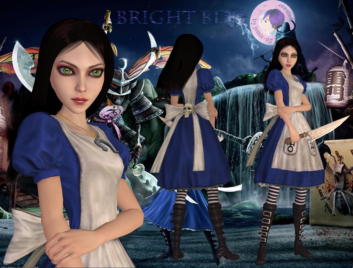 Alice 2 madness returns mods nude fantasy womens