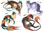 Adoptables aution (CLOSED) 0/4