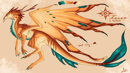 Icaro// Adopt Auction (CLOSED) by ashtrall