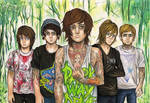 BMTH by Kagoe