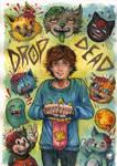 Drop Dead Clothing | Oli Sykes by Kagoe
