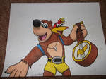 Another Banjo-Kazooie drawing