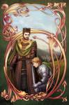 Cloak and Sword