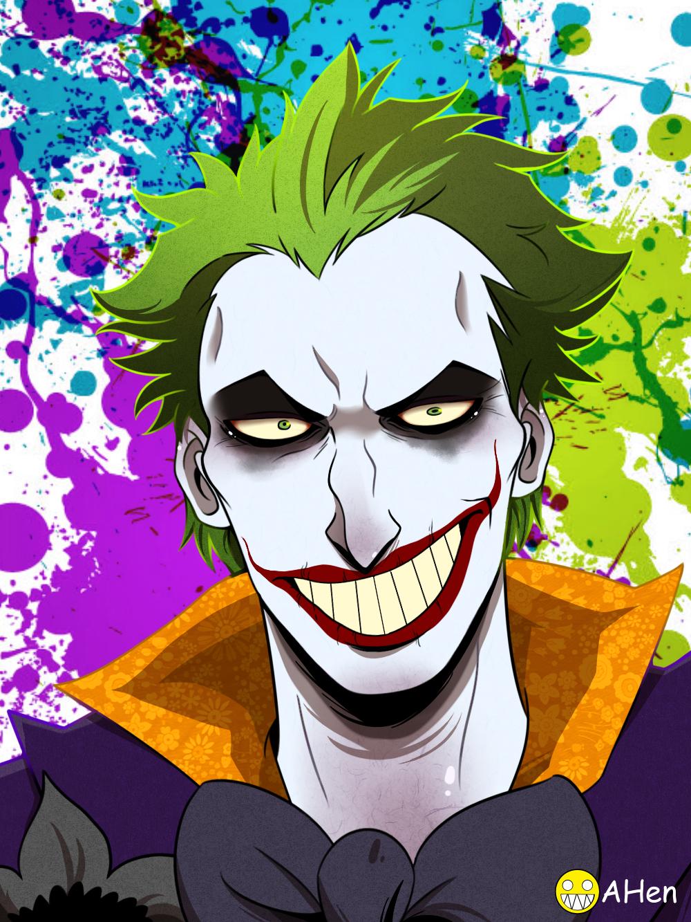 Joker02 by k125125123