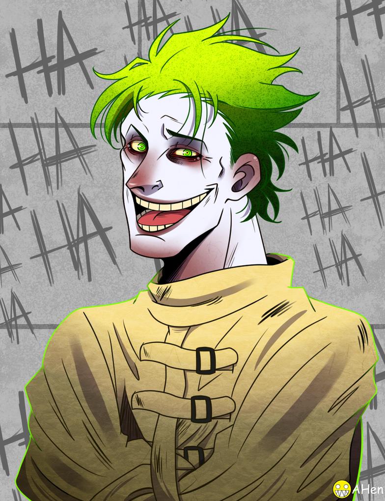 Joker 08 by k125125123
