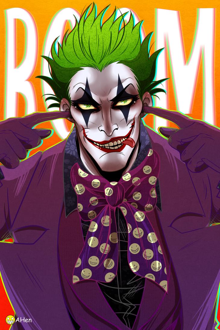 DC The Dark Prince 15 by k125125123