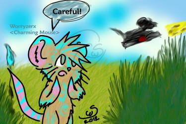 Careful! - TFM by SparklesWolf