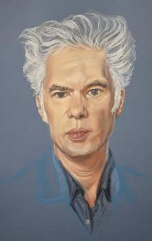 Jim jarmusch's portrait