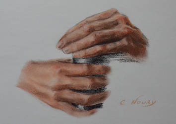 Tom's Hand 14 'Supplies' by Andromaque78