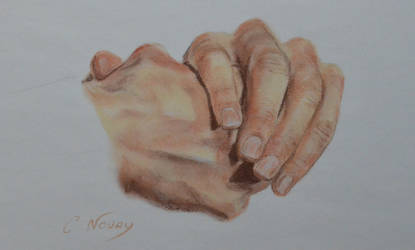 Tom's Hand 19 'King' by Andromaque78