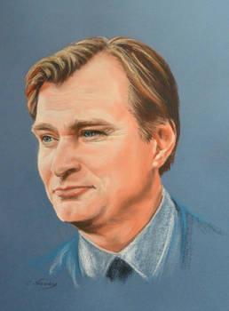 Christopher Nolan's portrait