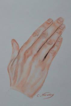 Tom's Hand 50 'Kiss'