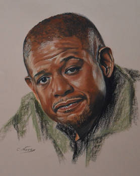 Forest Whitaker full portrait 'Heforshe'