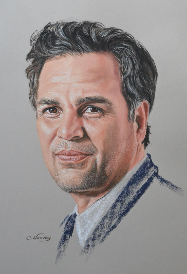 Mark Ruffalo by Andromaque78