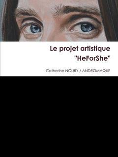 Le projet artistique HeforShe en livre