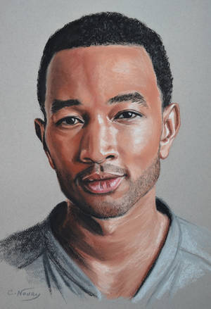 John Legend by Andromaque78