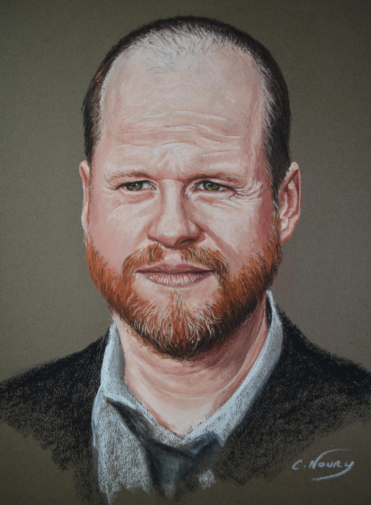 Joss Whedon by Andromaque78