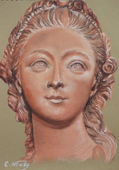 portrait Mme Du Barry