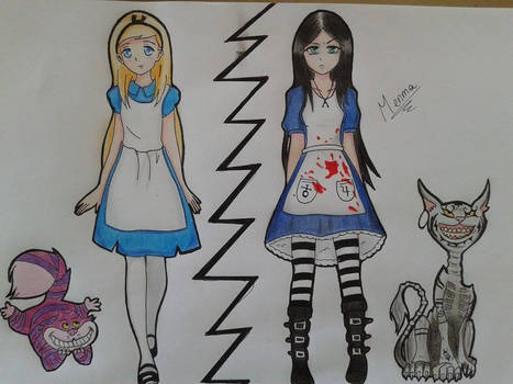 Alice in Wonderland/Alice Madness Returns