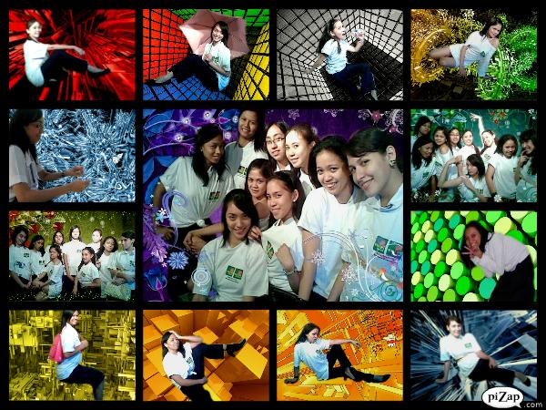 friends collage wallpaper - photo #15