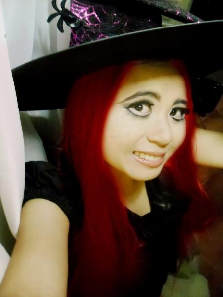 ANASTASIYA SHPAGINA'S HAIR MAKEUP HALLOWEEN LOOK by ...