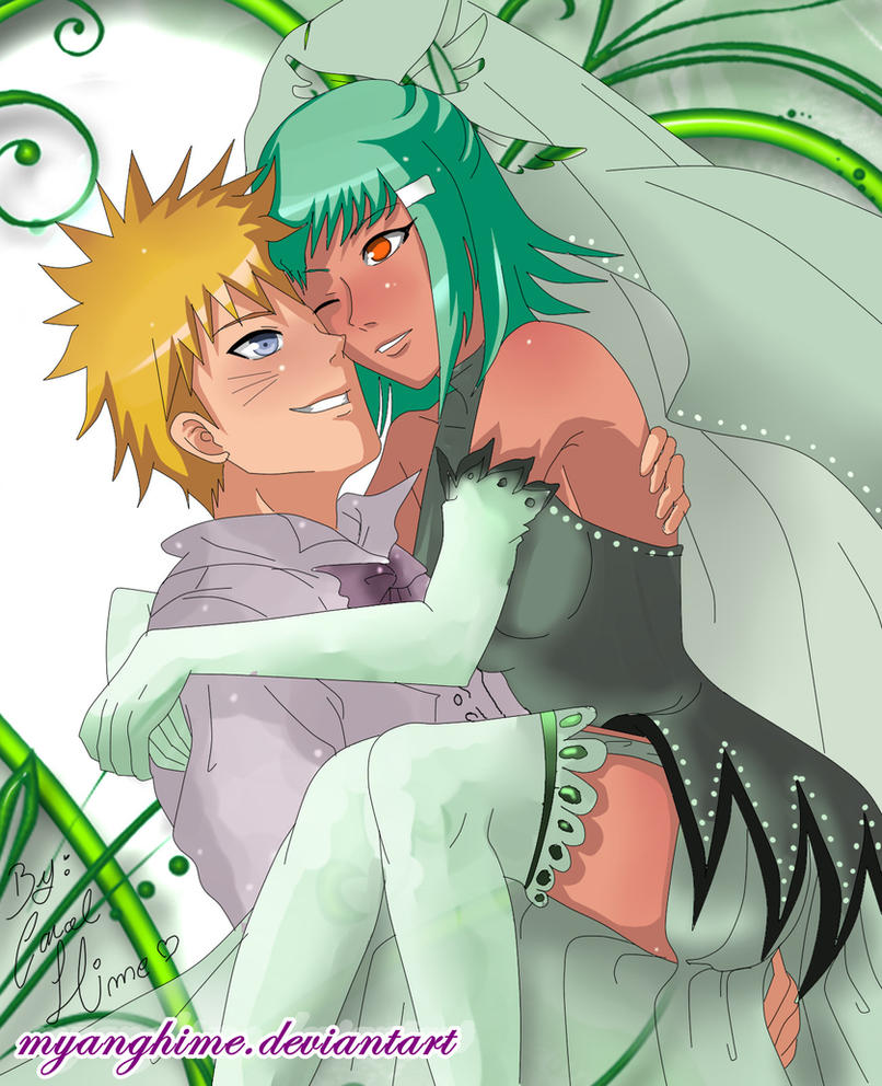 Naruto and Fuu Marriage by MyangHime