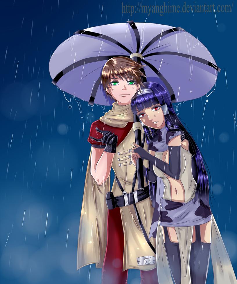 Tetsuya and Kireina by MyangHime