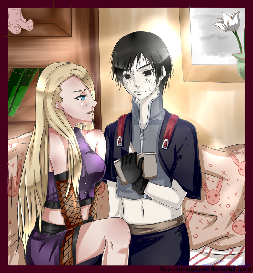 What to do now? (Sai X Ino) by MyangHime